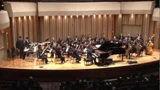 Michael Chung / Gershwin - Rhapsody in Blue - LA Sinfonietta / Yongjae Kim