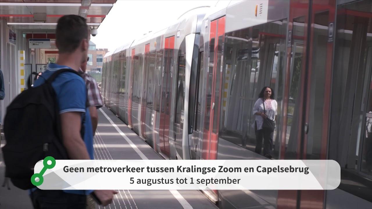 Capelsebrug - metro thumbnail
