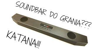 Creative Sound BlasterX Katana - gamingowy soundbar