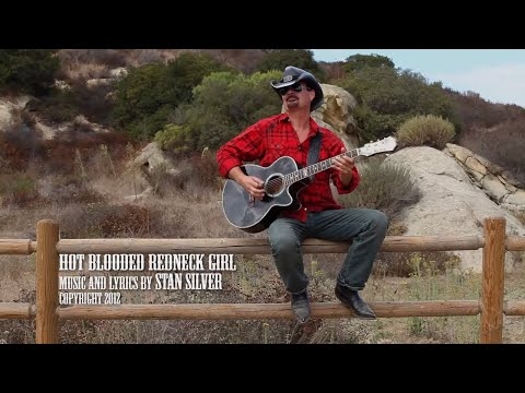 Country, New Country, Line Dance, Stan Silver - Hot Blooded Redneck Girl