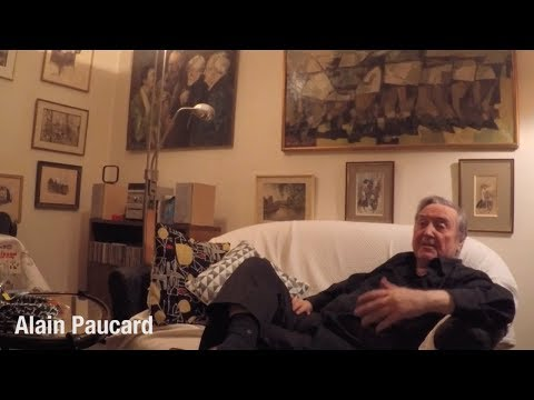 Vidéo de Alain Paucard
