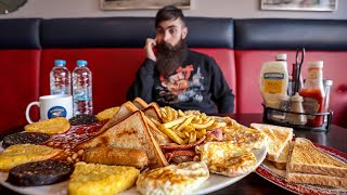 THE MONSTER MEGA BREAKFAST CHALLENGE | The Chronicles Of Beard Ep.95