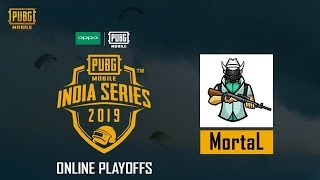 Oppo × PUBG Mobile INDIA series online Playoffs | Round 2 Day 1