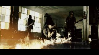 Official Papa Roach 'Burn' (Clean Version)