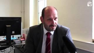 preview picture of video 'Christoph Nicodemus, Beigeordneter und Kämmerer der Stadt Rösrath'