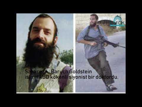 Kudüs Tarihinde Bugün 25 Şubat 1994 El-Halil Katliamı