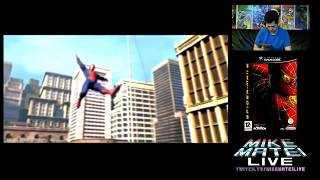 Spider-Man 2 (Gamecube) Part 1 - Mike Matei Live