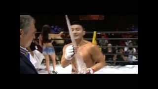 WLF MMA Championship Dubai 2013 - Yang Zhuo vs. Sardorbek Qodirov