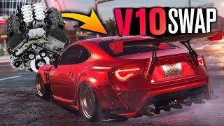 Need for Speed Payback - Engine Swap MOD!! (Like NFS Heat)