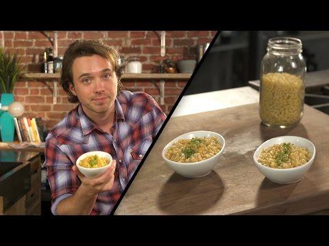 The fastest Mac & Cheese | Frankie Celenza