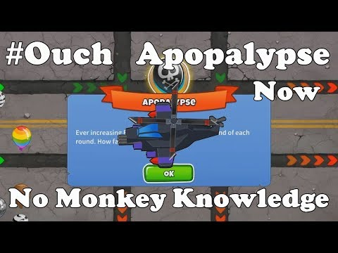 How to win Apopalypse Round 100+ with NO TOWERS OR POWERS