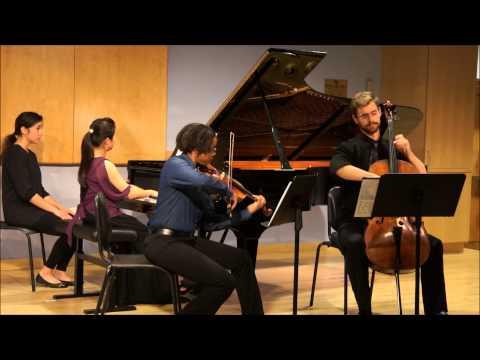 Mendelssohn Piano Trio in D minor, Op.49 1st mvt-Molto Allegro agitato...