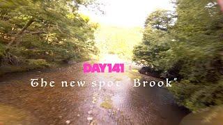 "Day141 The new spot ""Brook"" -OsakaFPV Freestyle- 「アクロ空撮ドローンFPVフリースタイル 初心者からの自己流練習記録の全て」by大阪FPV"