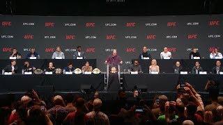 UFC: Сезонная пресс-конференция