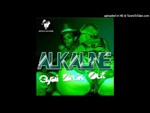Alkaline - Gyal Bruk Out ( Raw ) October 2013