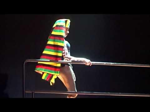 "Grace Jones ""My Jamaican Guy"" LIVE at The Masonic Temple Detroit"
