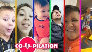 MUSICAL.LY COMPILATION FUNnel Vision FGTEEV Doh Much Fun Chases Corner (Funny & Cute Short Videos)