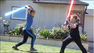REVENGE OF THE KIDS - How Kids Play Star Wars (Parody) - Video Youtube