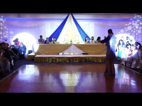 Epic First Wedding Dance