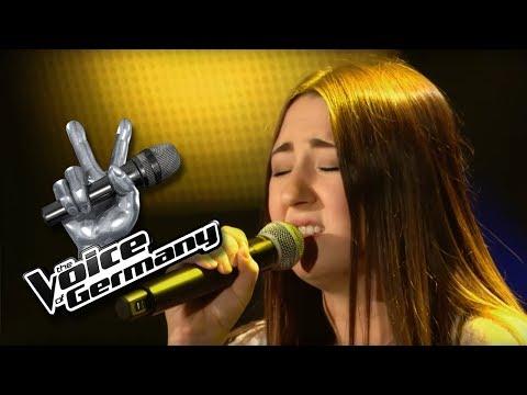 Me, Myself & I - G-Eazy X Bebe Rexha | Aleksandra Ziolkowska | The Voice of Germany 2016 | Audition
