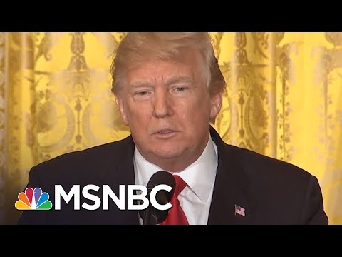 Lawrence: President Trump Breaks Mueller Promise As 'Noose Is Tightening' | The Last Word | MSNBC