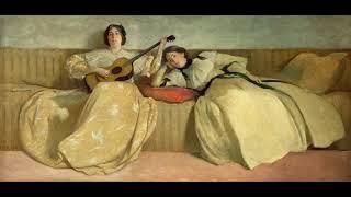Джон Уайт Александр (1856-1915) (Alexander John White) картины великих художников