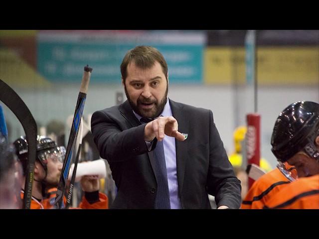 «Ермак» остался без команды тренеров