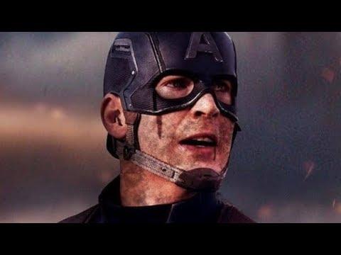 The Disturbing Captain America Endgame Scene They Cut