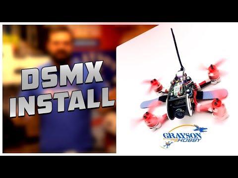 diatone-gtr90-micro-race-drone-dsmx-receiver-install--longbow-dsmx--flysky-rx-5v-solder-tutorial