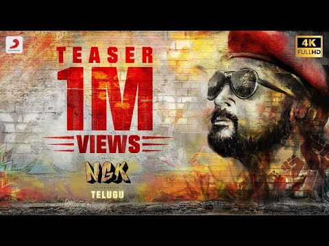 Actor Surya NGK Official Telugu Teaser 2019