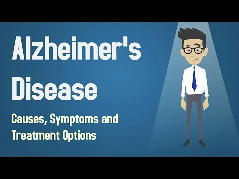Video Alzheimer's Disease - Causes, Symptoms and Treatment Options
