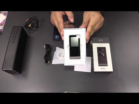 MP3 Player Modell: A7Plus - Bluetooth + 2 Klinken