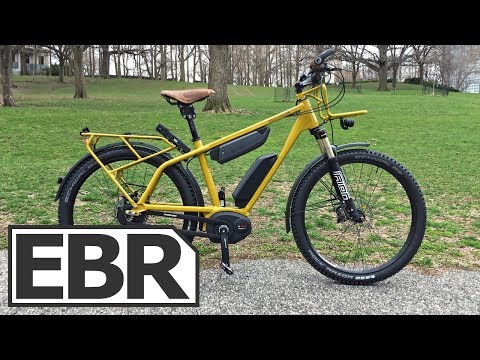 Riese & Müller Charger GX Rohloff HS Video Review – Bikepacking Electric Bike