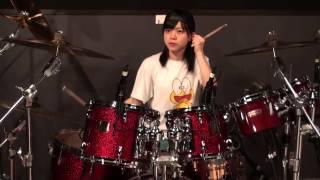 Constant Motion Drum Cover