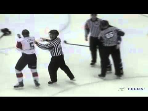 Kelly Bent vs. Brian Lovell