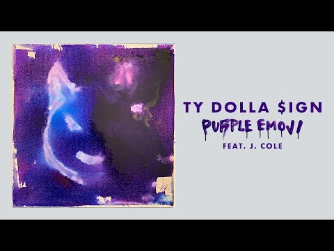 "Ty Dolla Sign – ""Purple Emoji"" feat. J. Cole"