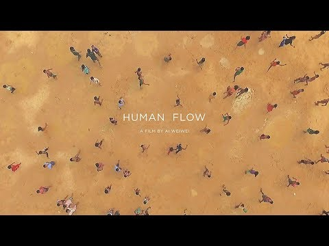 "AI WEIWEI ON ""HUMAN FLOW"""