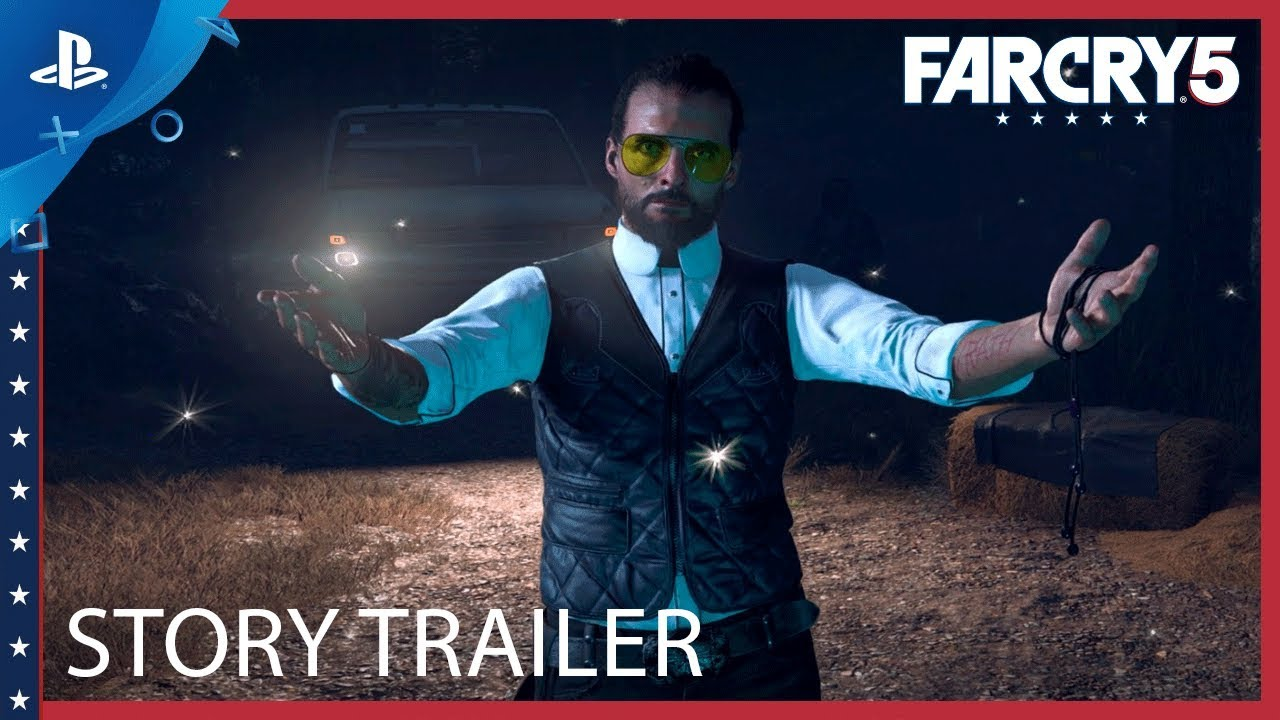 Far Cry 5 DLC Features Zombies, Aliens, and Jungle Warfare