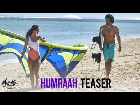 Humraah - Teaser   MALANG   Aditya R K, Disha P, Anil K, Kunal K   Sachet T   SONG OUT TOMORROW