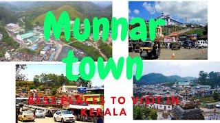 Munnar Town - Hotels at Munnar