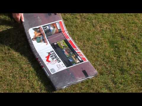 Selbstbau: Wie Easy Dachschindeln verlegen auf Ihr Dach (Gartenhaus)?