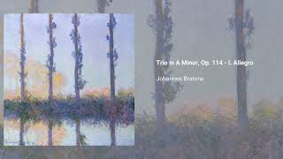 Clarinet Trio in A minor, Op. 114