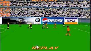 Gols de Super Web Soccer