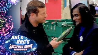 Dermot O'Leary's 'Get Out Of Me Ear!' Prank