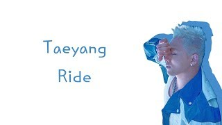 Taeyang - Ride