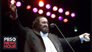 The life and legacy of opera star Luciano Pavarotti, according to Ron Howard