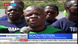Business Today -21st December 2017: Samba Beach Festival gets a boost from SportPesa