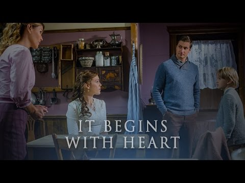 When Calls the Heart: It Begins with Heart Season 3 Vol 1 DVD movie- trailer