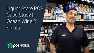 Liquor Store POS Case Study   Ocean Wine & Spirits