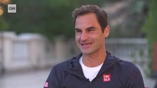 Roger Federer stunned by Stefanos Tsitsipas at Australian Open